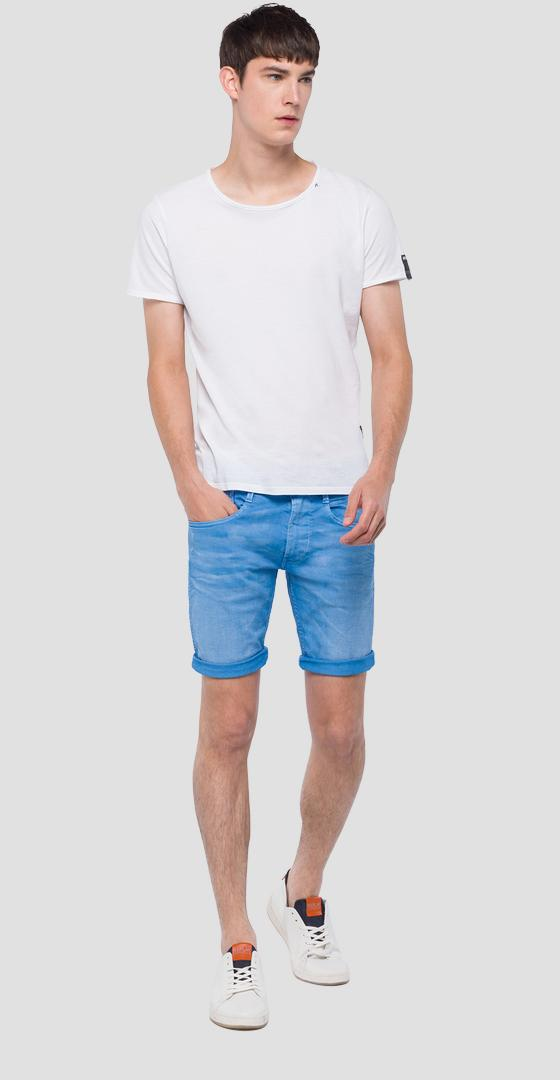 Slim fit Anbass bermuda shorts ma996 .000.8069396