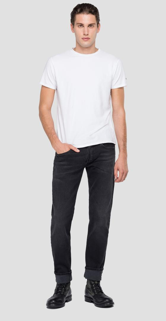 Slim fit Ronas Selvedge Eco Edition jeans mca946.000.109 777