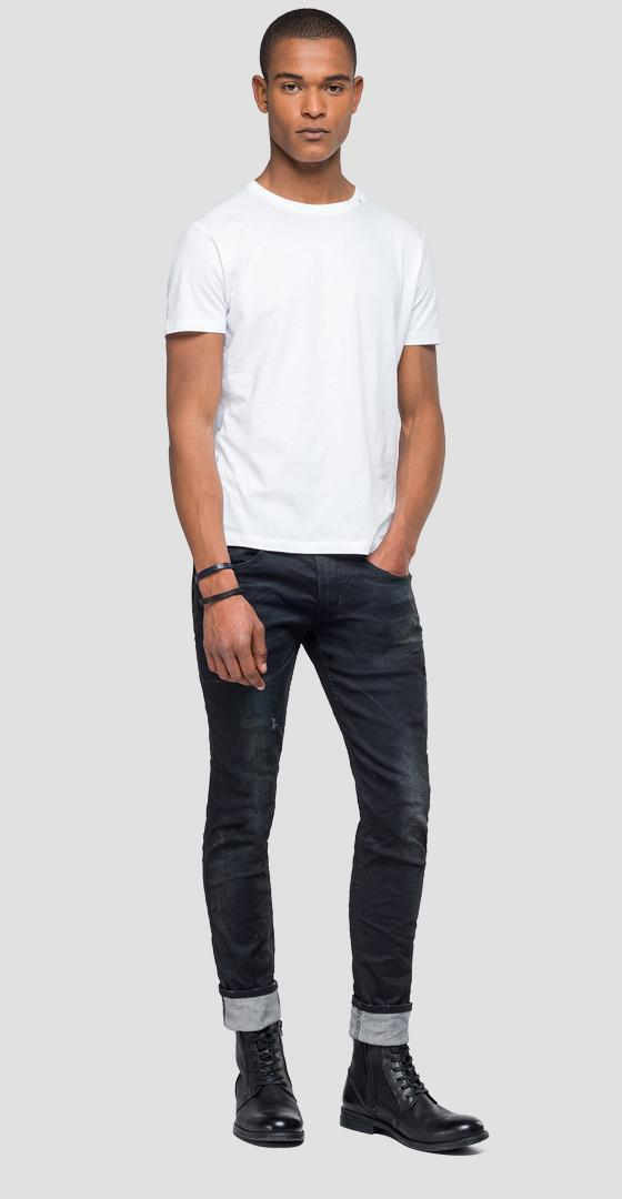 Slim fit Anbass Maestro jeans me914s.000.135 m48