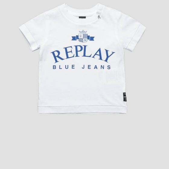 REPLAY BLUE JEANS t-shirt pb7308.073.20994