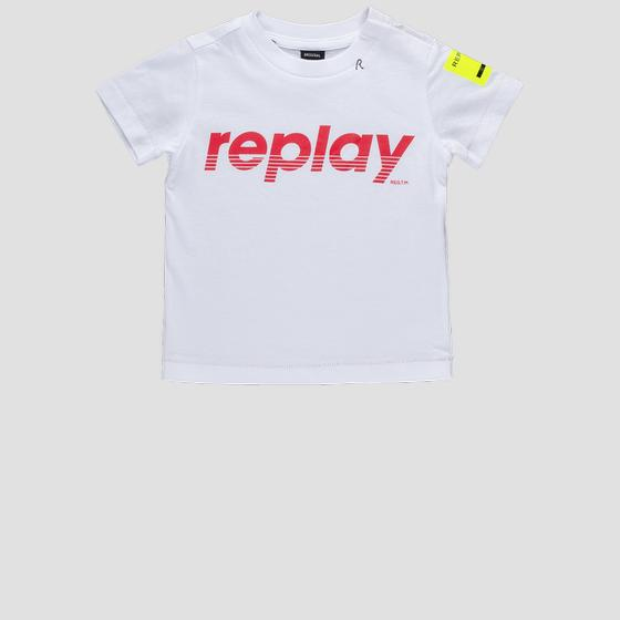 Jersey t-shirt with print pb7308.076.20994