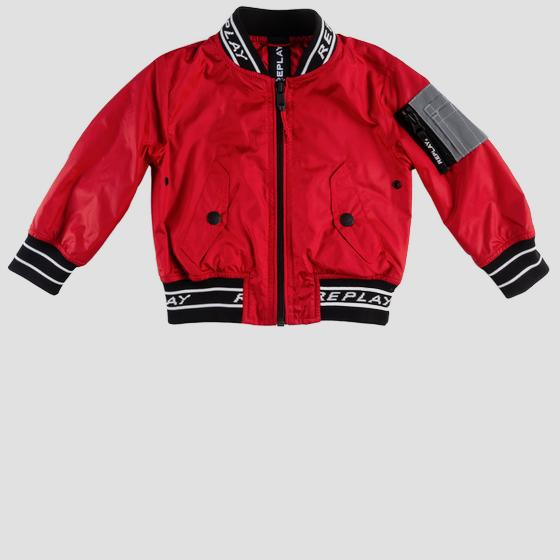 Light Replay bomber jacket pb8173.050.82692