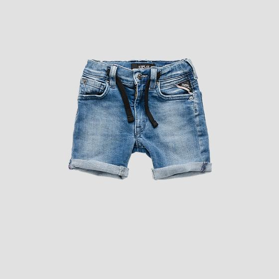 Short en denim X.L.I.T.E. pb9502.052.431 340