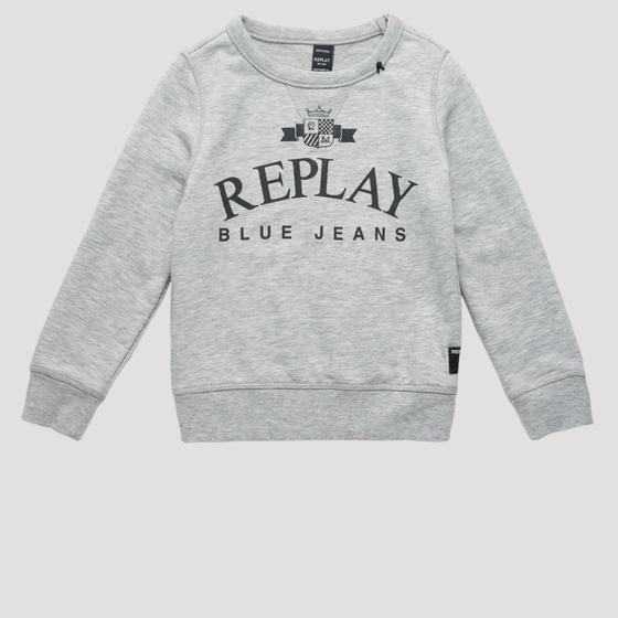 Sweat-shirt REPLAY BLUE JEANS sb2026.056.22739