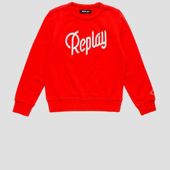 REPLAY crewneck sweatshirt sb2050.050.22739