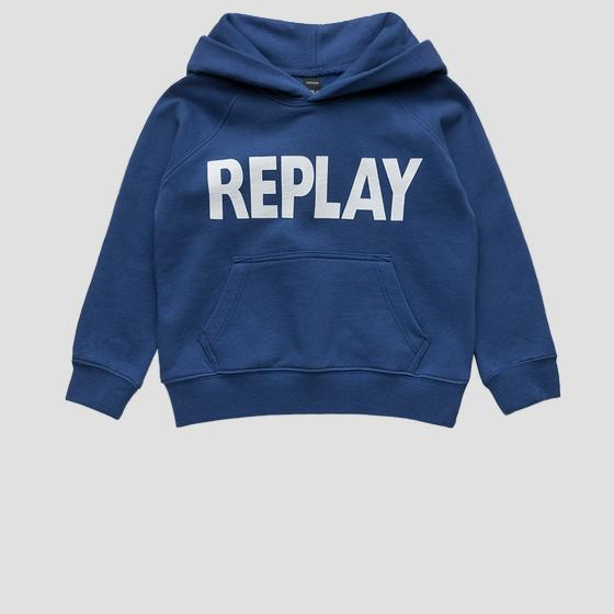 REPLAY-Sweatshirt mit Kapuze sb2420.010.20372