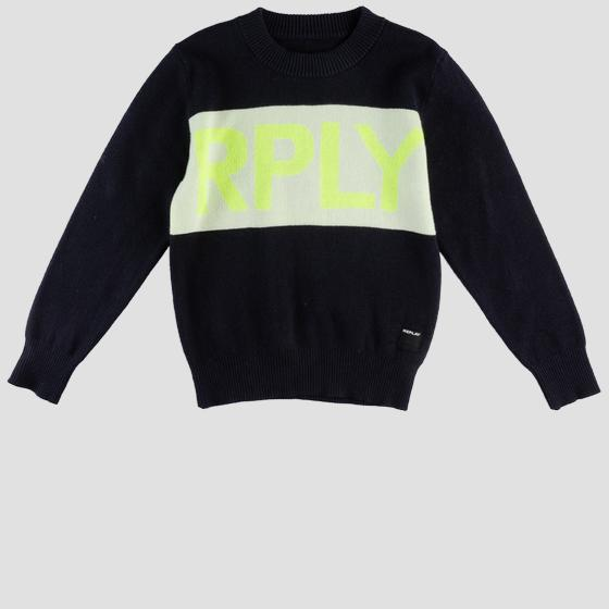 RPLY cotton sweater sb5000.050.g22918j