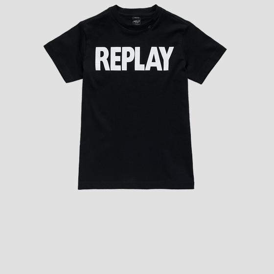 T-shirt REPLAY pur coton sb7308.010.2660