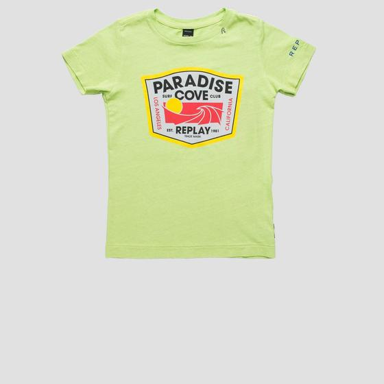 T-shirt PARADISE COVE REPLAY sb7308.013.22660g