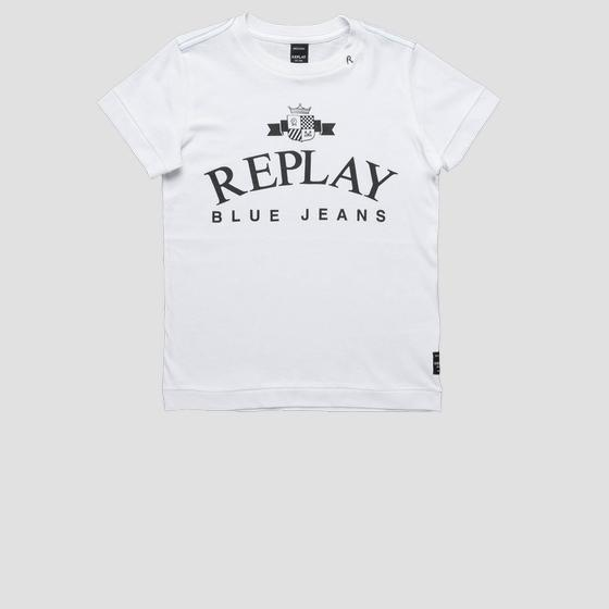T-shirt REPLAY BLUE JEANS sb7308.096.20994