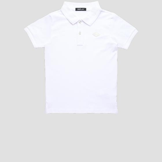 Polo shirt in cotton piqué sb7524.063.21868