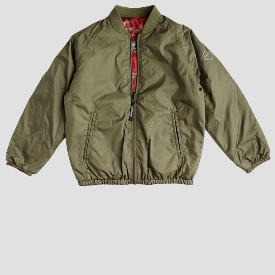Light bomber jacket with pockets sb8015.050.82692
