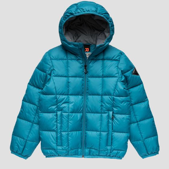Mid weight recycled nylon REPLAY jacket sb8019.050.84122