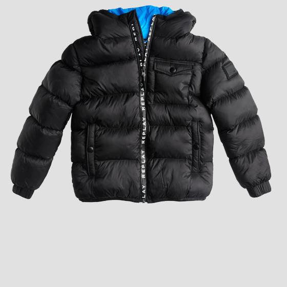 Multi-pocket padded jacket sb8163.050.83406