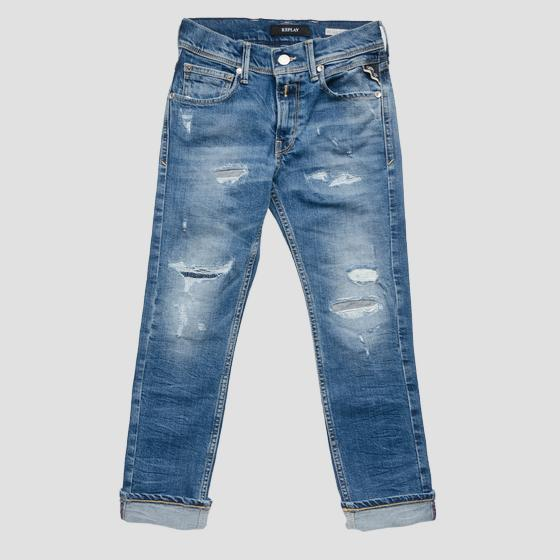 Jeans regular slim fit sb9328.067.51c 803