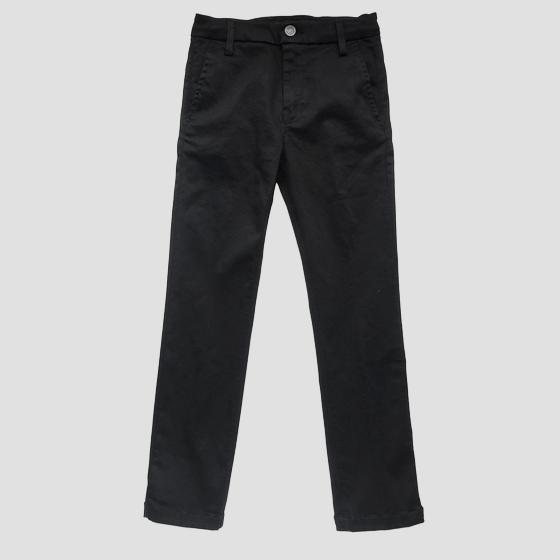 Slim fit Hyperflex chino trousers sb9384.053.661 03b