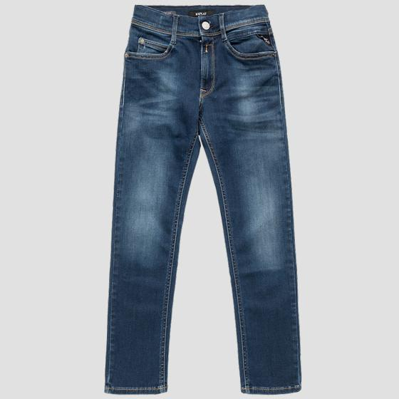 Super slim fit Wallys Hyperflex BIO jeans sb9385.064.661 a04
