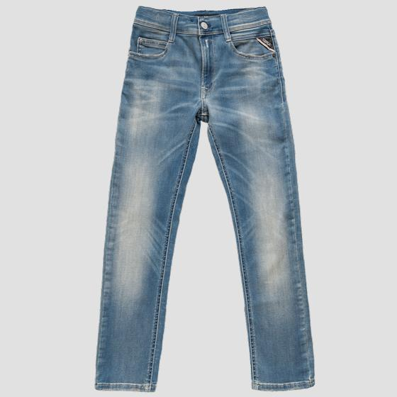 Super slim fit Wallys Hyperflex BIO jeans sb9385.065.661 a05