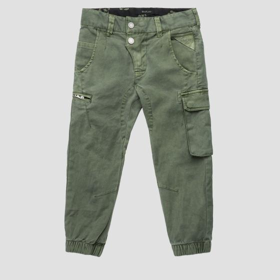 Multi-pockets cargo pants sb9392.050.80655