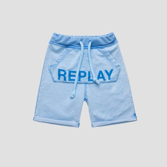 Shorts with REPLAY writing sb9636.051.22072