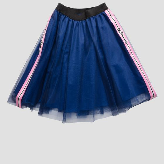Tulle REPLAY skirt sg4720.050.80004