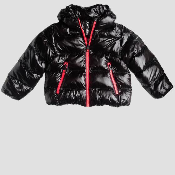 Padded jacket with zipper sg8207.050.83420
