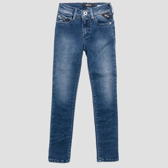 Jean coupe skinny power stretch sg9208.070.09c 307