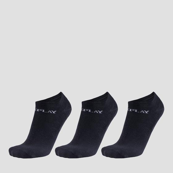 Basic in-liner socks 3pack tu627 .000.c100627