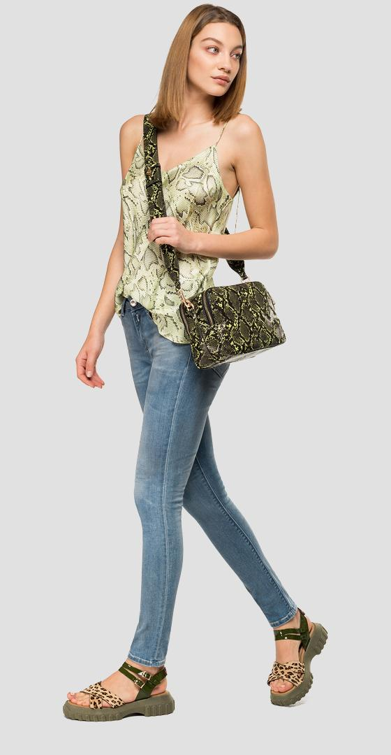 Cami top with python print w2264 .000.72016