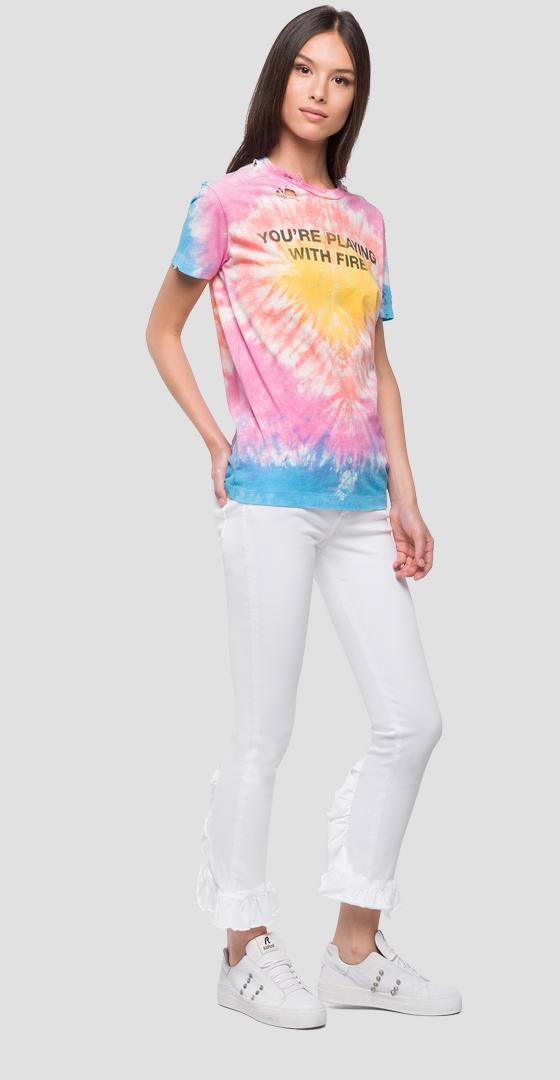 YOU'RE PLAYING WITH FIRE t-shirt w3940i.000.22038t