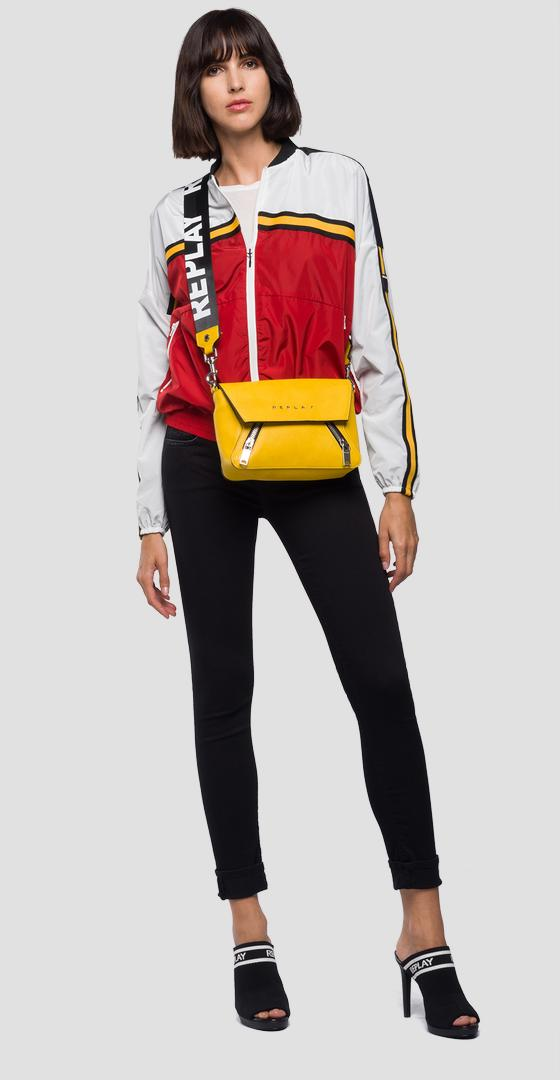 Colorblock jacket w7506 .000.83320a