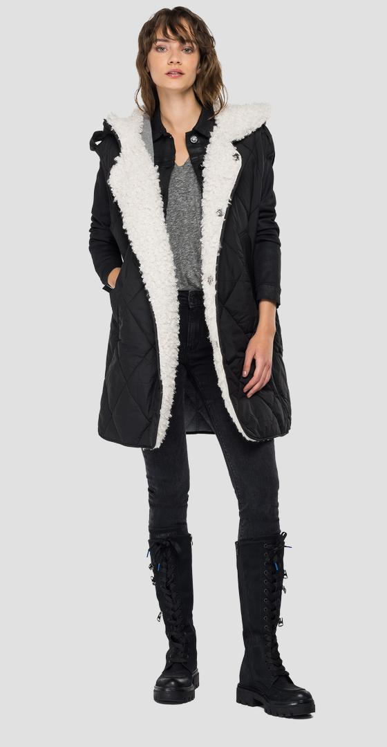 Gilet long Recycled from Pet w7605 .000.83796