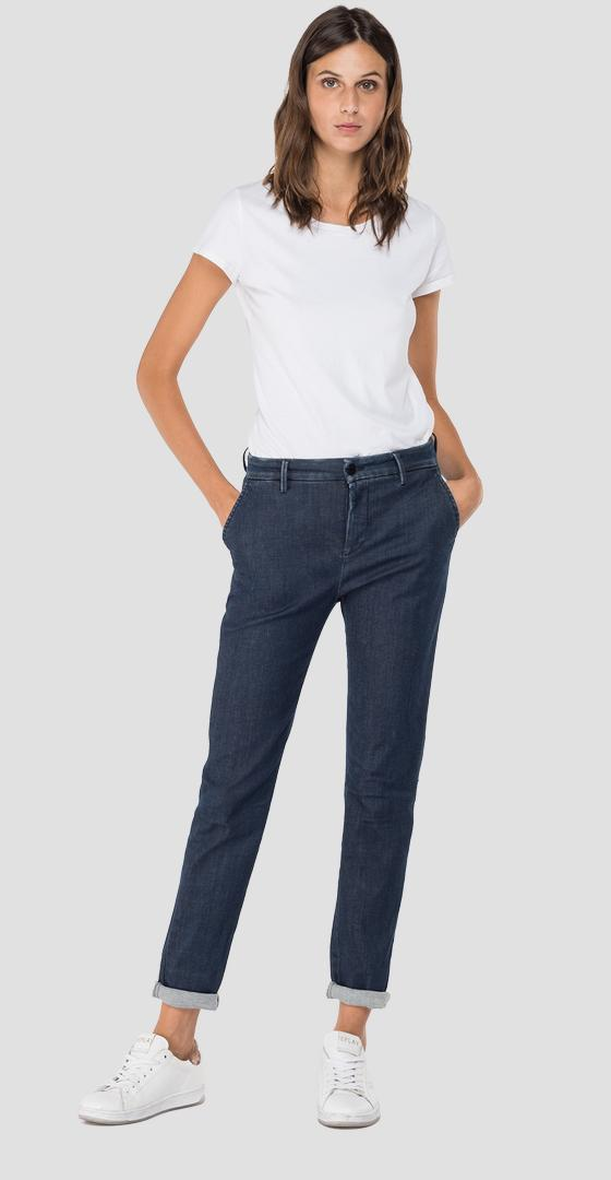 Chino-Jeans Hyperflex Bettie w8553 .000.661 040