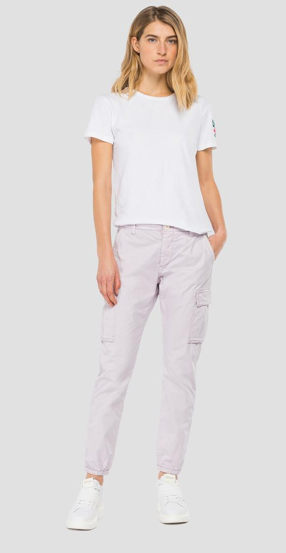 Regular fit Essential trousers with pockets w8769p.000.84073g