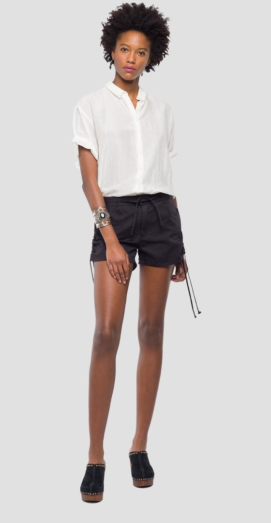 Shorts with drawstring w8849 .000.80655g