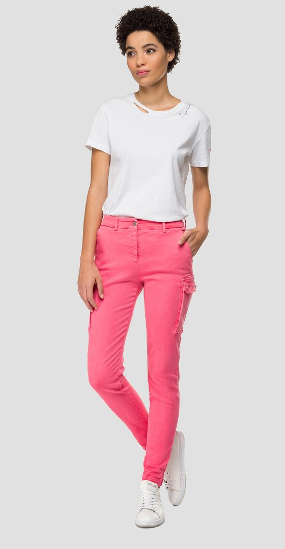 Hyperflex Color Kathia jeans w8897 .000.8166197