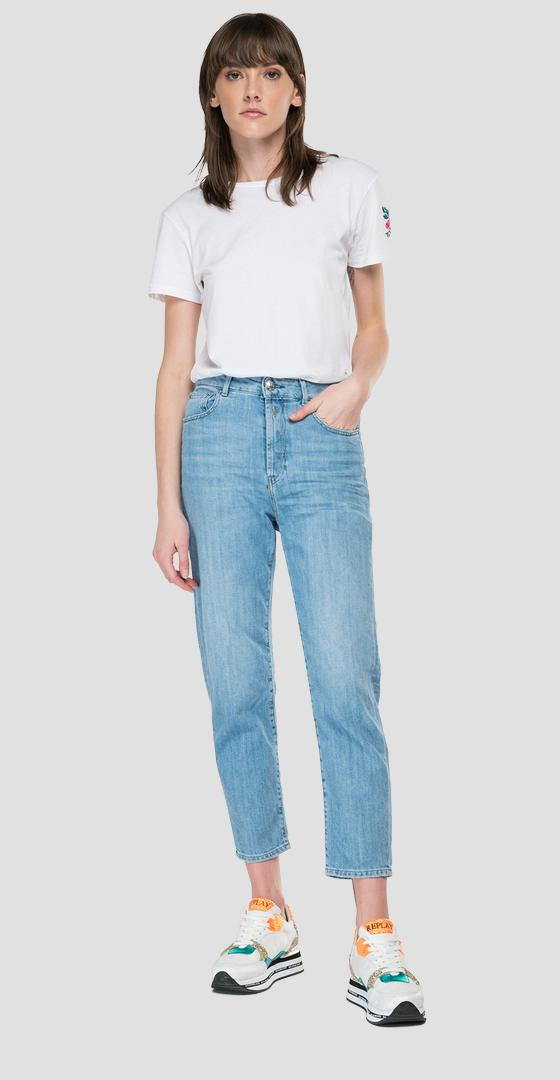 Jeans mom fit Tyna ROSE LABEL wa444 .000.529 948