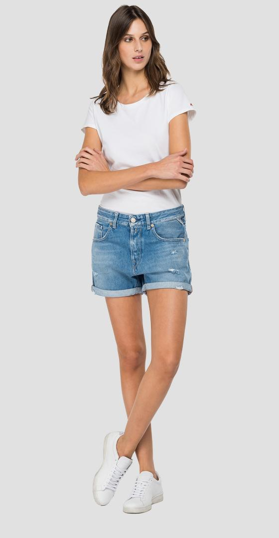 Shorts en denim Anyta ROSE LABEL wa611 .000.108 86b