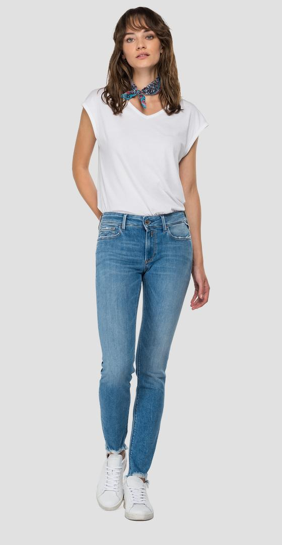 Skinny fit New Luz jeans wh689e.000.69d885r