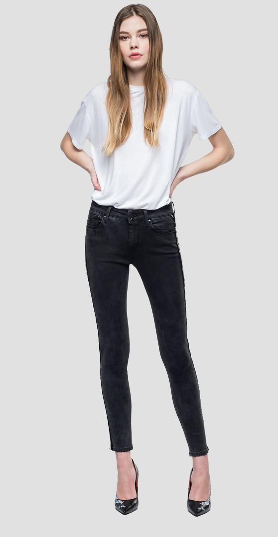 Skinny high waist fit New Luz jeans wh689n.000.85b531b