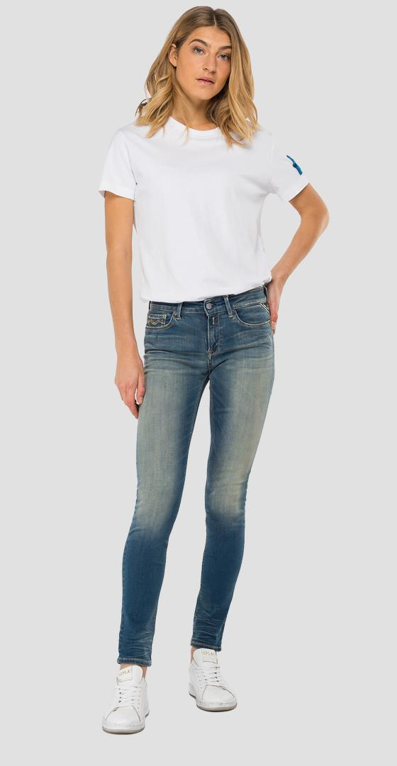 Jean coupe skinny New Luz Hyperflex wh689 .000.661 523