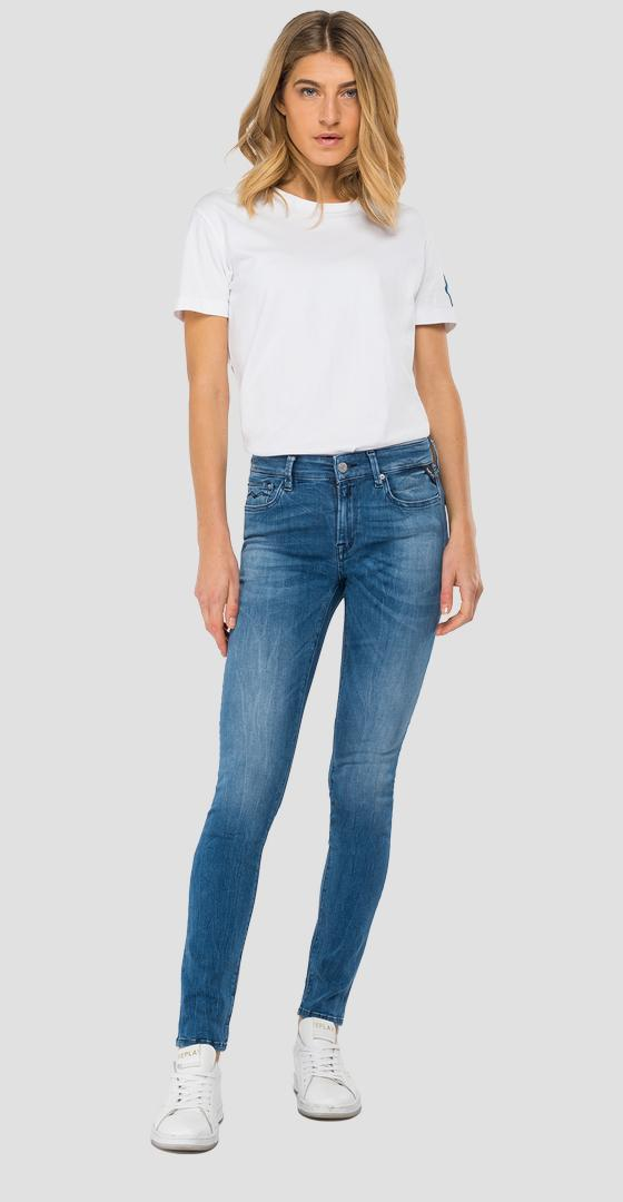 Jean coupe skinny New Luz Hyperflex wh689 .000.661 808