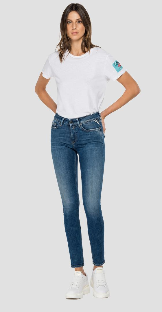 Jean coupe skinny New Luz wh689 .000.69d 813
