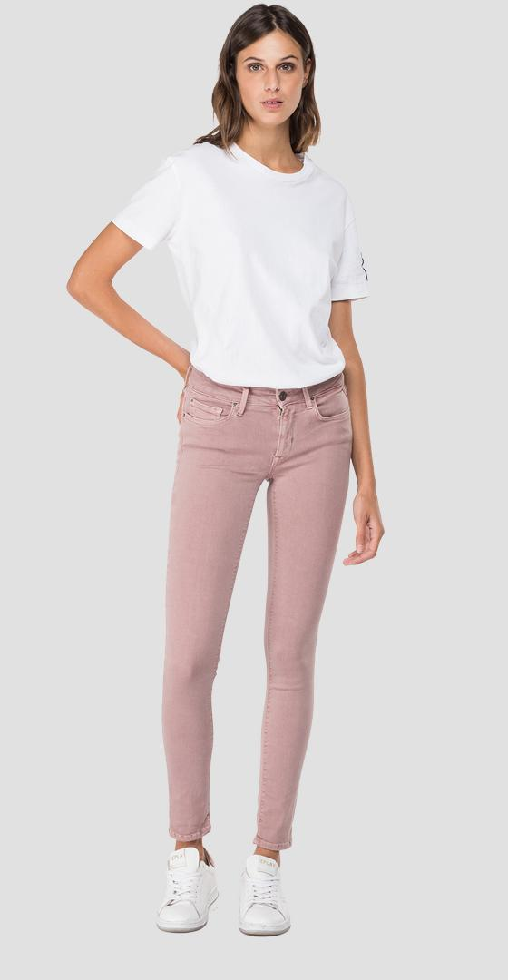 Skinny fit New Luz Hyperflex Color jeans wh689 .000.8166197