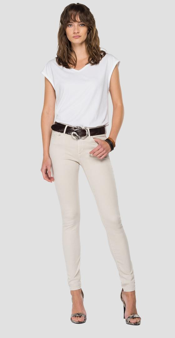 Jean coupe skinny New Luz ROSE LABEL wh689 .000.8405150