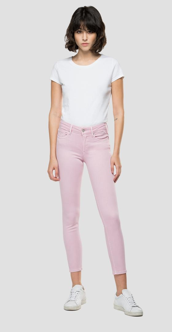 Skinny fit ROSE LABEL New Luz jeans wh689 .000.8405150