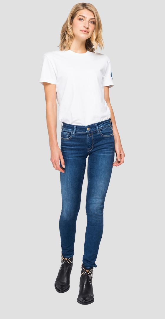 Jean coupe skinny New Luz wh689 .000.93a 733