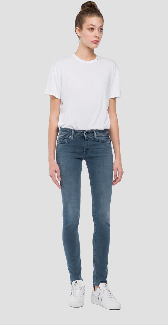 Jeans skinny fit Luz wx689e.000.143 443