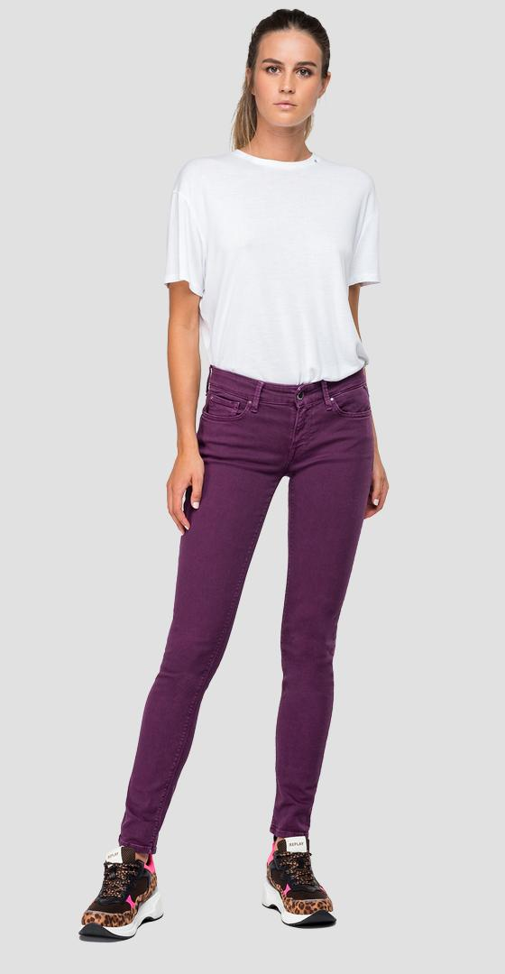 Jean coupe skinny Luz wx689 .000.8069391