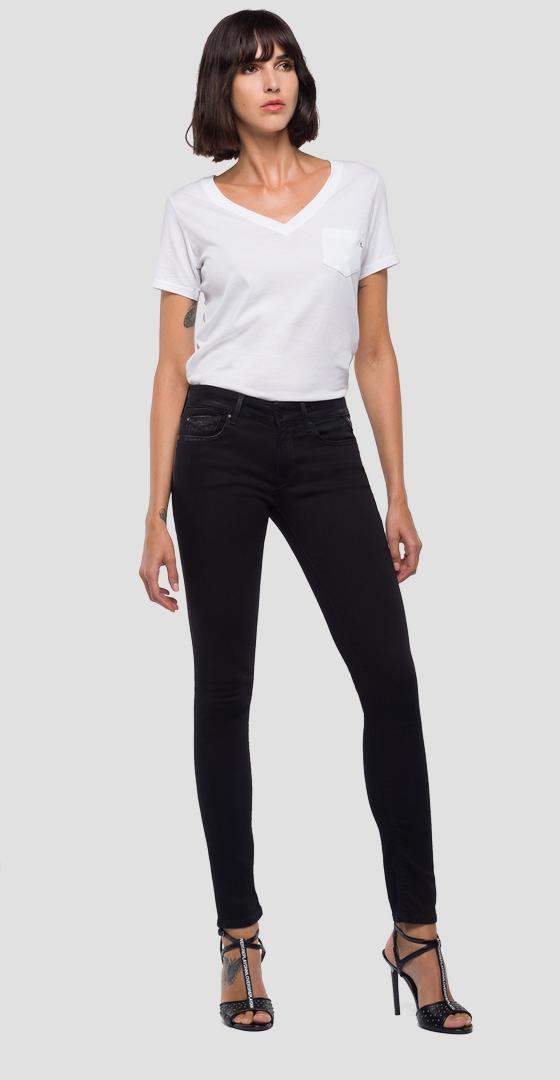 Jean coupe skinny Luz wx689 .000.85b 411